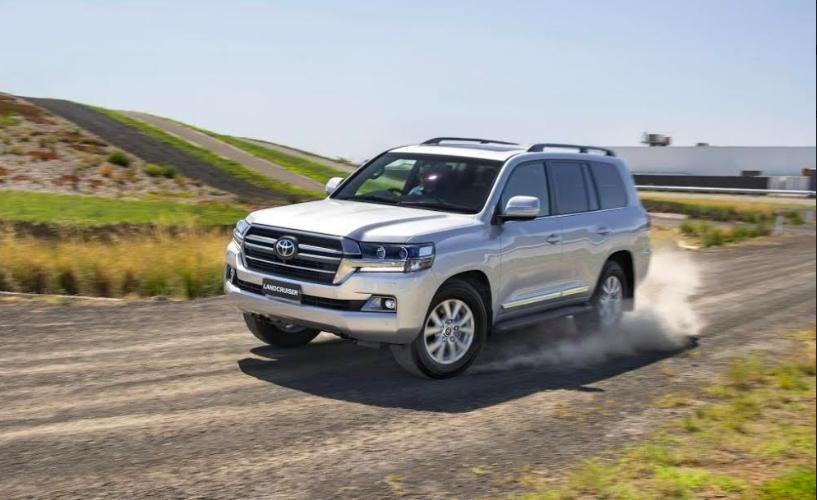 Toyota Bakal Suntik Mati Land Cruiser? - JPNN.com