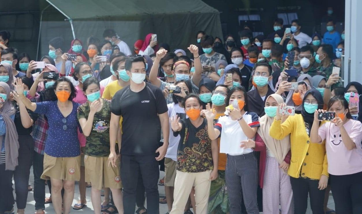 65 Warga Jatim Dinyatakan Sehat, Siap Tinggalkan Observasi di Natuna - JPNN.com