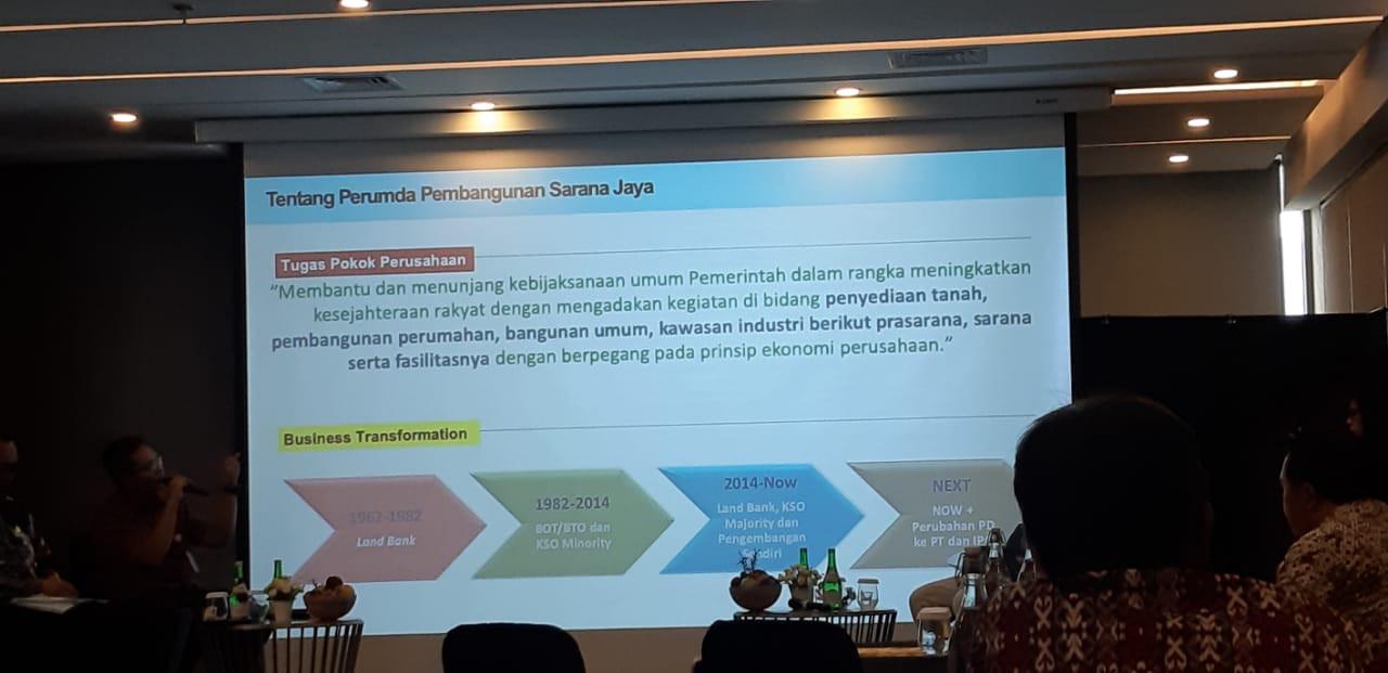 Sarana Jaya Bermasalah, Pemprov DKI Tetap Minta Setoran Rp 65,9 M - JPNN.com