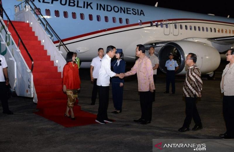 Hari ini Presiden Jokowi ke Magelang