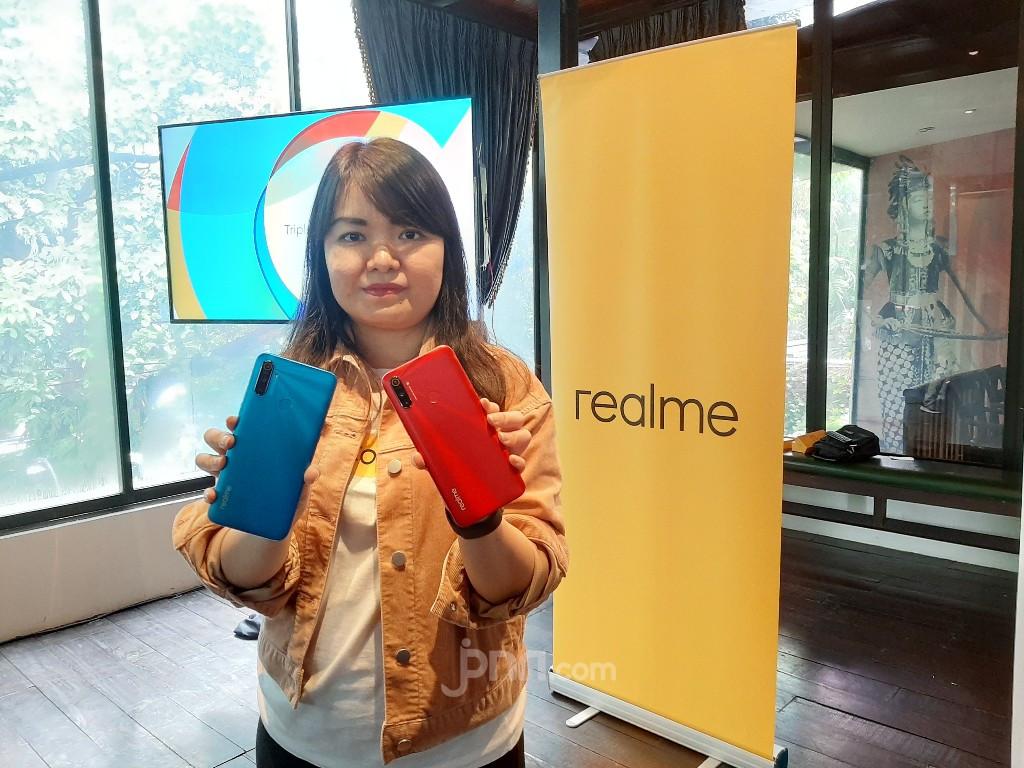 Realme C3 Segera Meluncur di Indonesia, Ini Bocoran Halusnya - JPNN.com