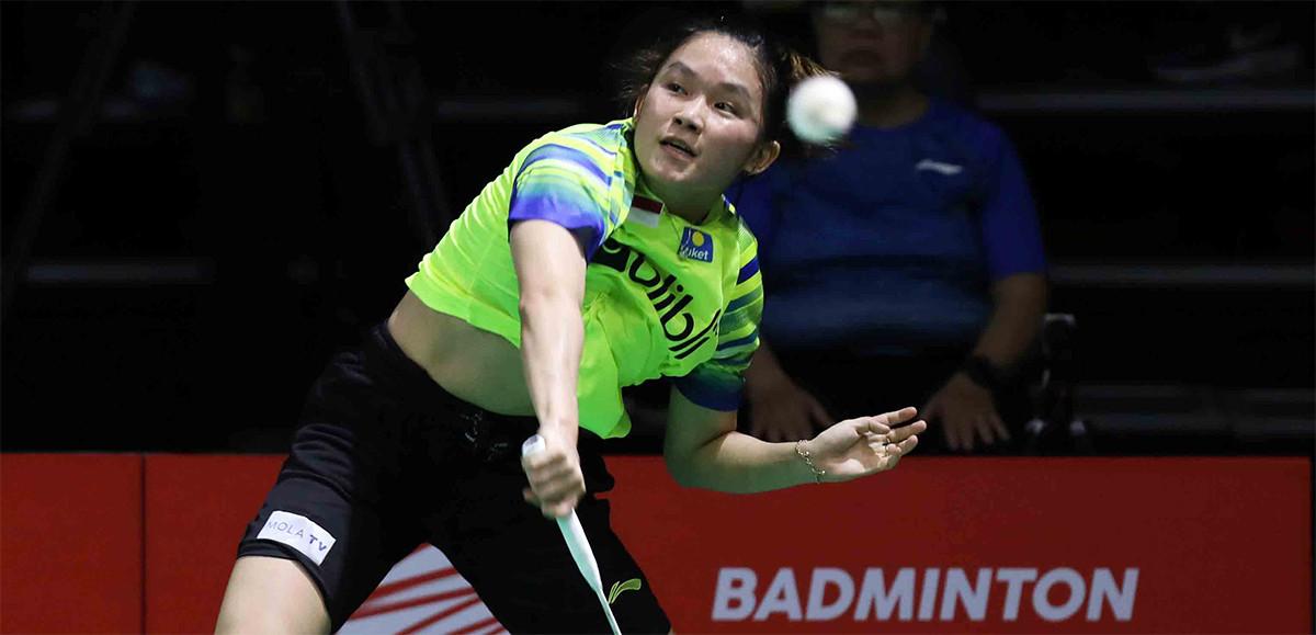 Satu Wakil Indonesia Tersisih di Babak 32 Besar Denmark Open 2021 - JPNN.com