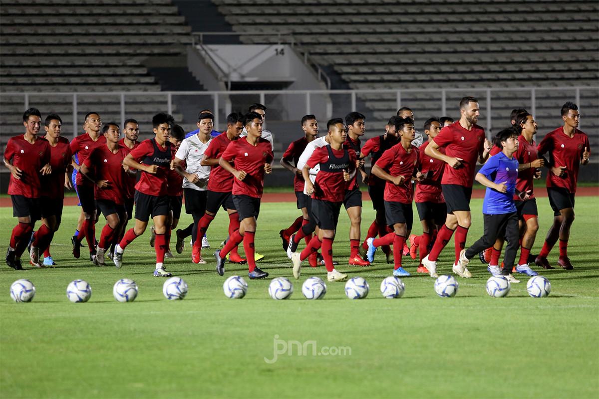 4 Pemain Absen di Latihan Perdana Timnas Indonesia, Siapa Saja? - JPNN.com