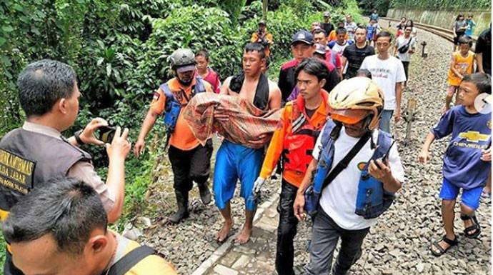 Muhammad Zikri Nekat Lompat ke Kali Cisadane, Innalillahi - JPNN.com