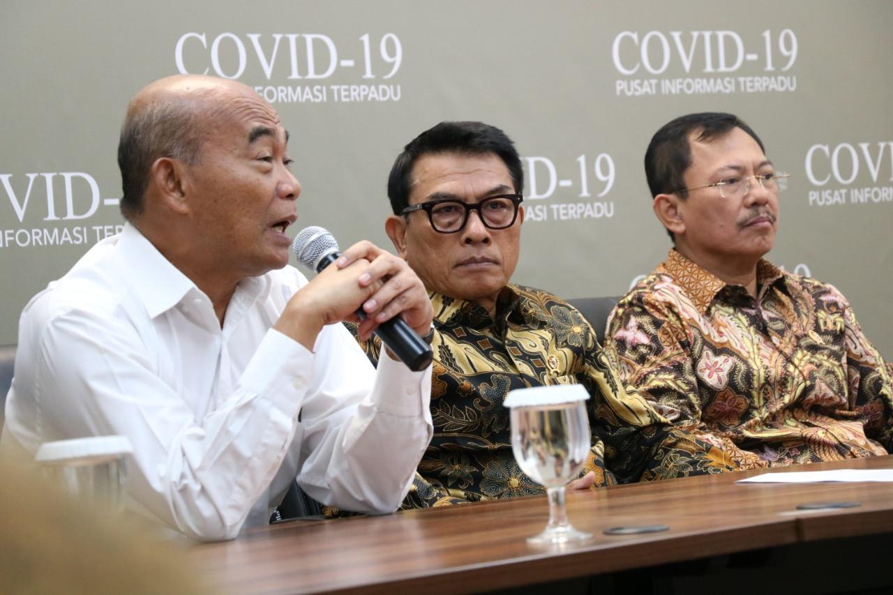 Menko PMK: Rumah Sakit Indonesia Siap Menghadapi Corona - JPNN.com