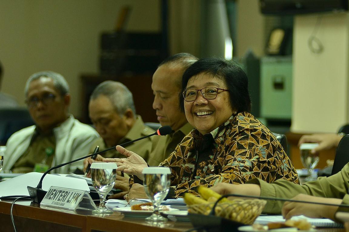 Menteri Siti Nurbaya Beber 6 Isu Utama Program KLHK - JPNN.com