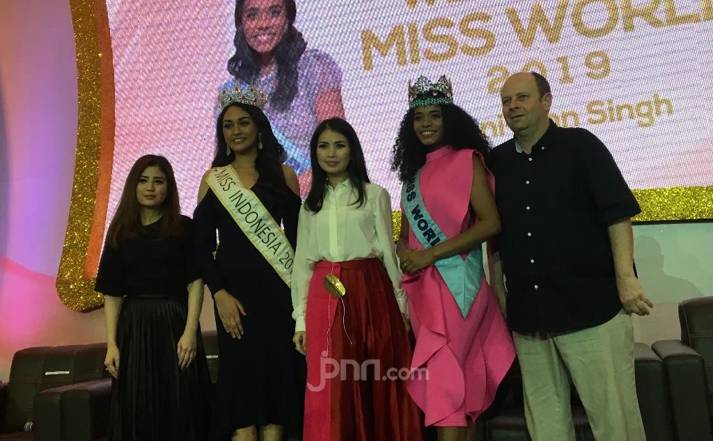 Miss World 2019 Kunjungi Indonesia, Ini Agendanya - JPNN.com