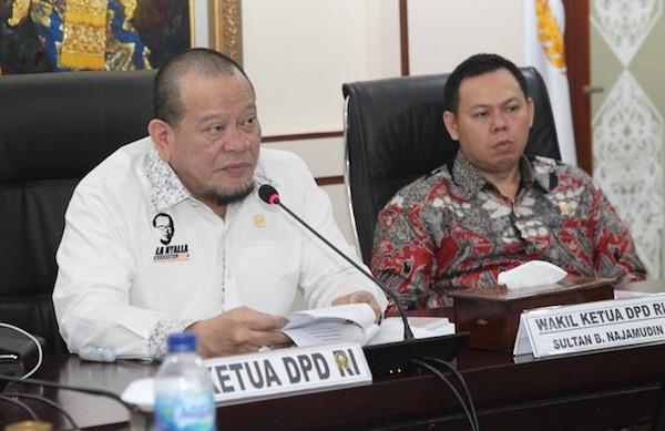 Antisipasi Pelambatan Ekonomi Global, Ketua DPD RI Minta Kadin Indonesia Lakukan Tiga Hal Ini - JPNN.com