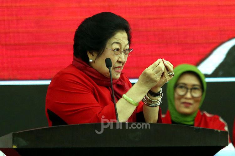 Ini Perintah Megawati Kepada 45 Calon Kepala Daerah dari PDIP - JPNN.com