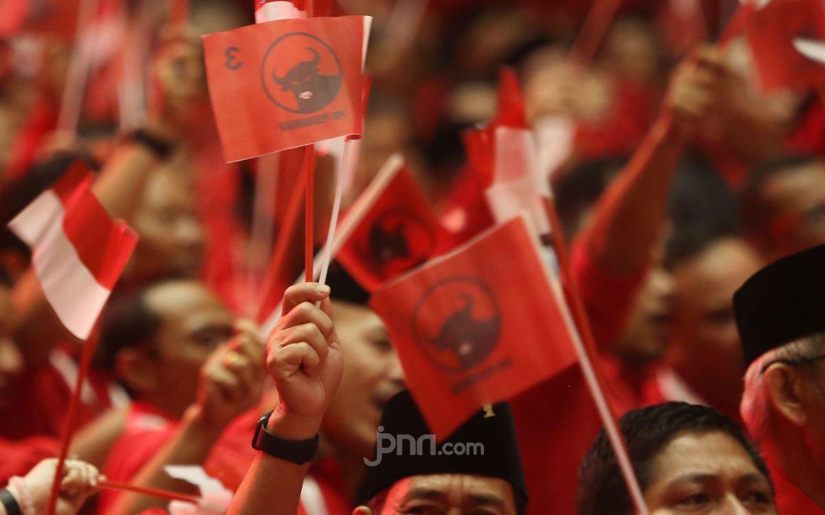 Daftar Nama 49 Pasangan Calon Kada-wakada Diusung PDIP, Bagaimana Solo dan Medan? - JPNN.com