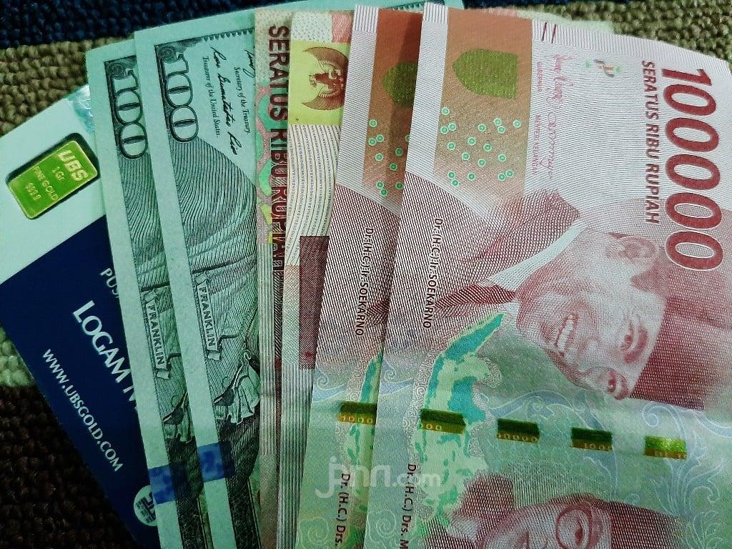 Kurs Rupiah Makin Ambyar Pagi Ini, Sedikit Lagi Rp 16.000 per Dolar AS - JPNN.com
