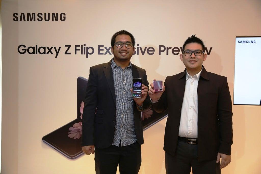 Resmi Hadir, Ini Spesifikasi dan Harga Samsung Galaxy Z Flip - JPNN.com