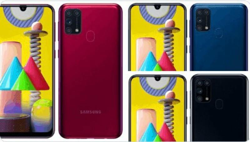 Debut 25 Februari, Samsung Galaxy M31 Banyak Kesamaan dengan M30s - JPNN.com