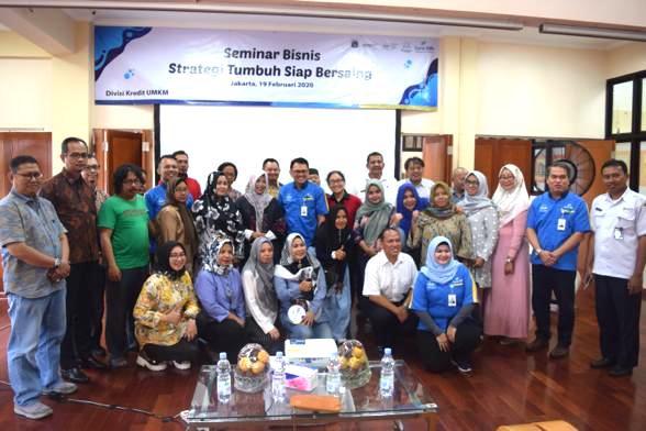 Ikhtiar Bank BJB Gembleng Pelaku UMKM Lewat Seminar Kewirausahaan - JPNN.com