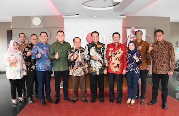 Syarief Hasan: MPR Serap Aspirasi Masyarakat Terkait Amendemen UUD 1945 - JPNN.com