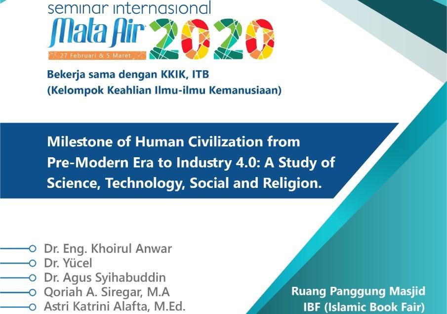 Ayo, Ikut Lomba Penulisan Karya Ilmiah KKIK ITB dan Mata Air - JPNN.com
