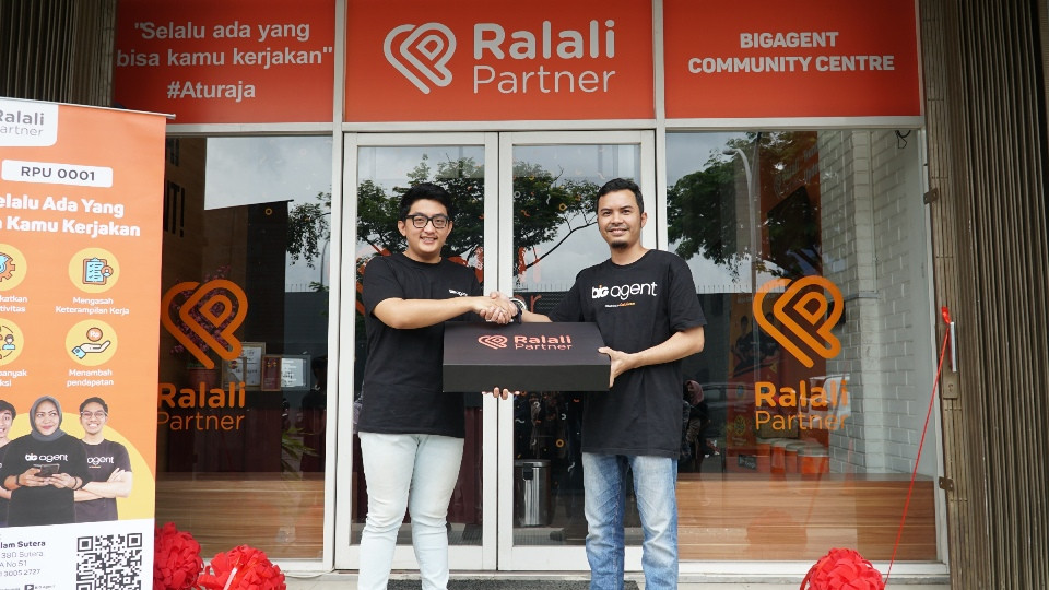 Ralali.comHadirkan Ralali Partner - JPNN.com