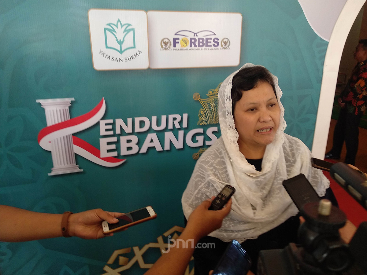 Lestari Moerdijat: Kenduri Kebangsaan Cara Aceh Merajut Kebersamaan - JPNN.com