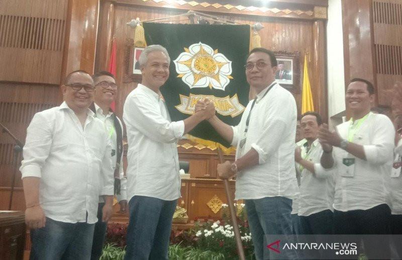 Ganjar Pranowo Tegaskan, Kegiatannya Ini tak Terkait Pilpres 2024 - JPNN.com