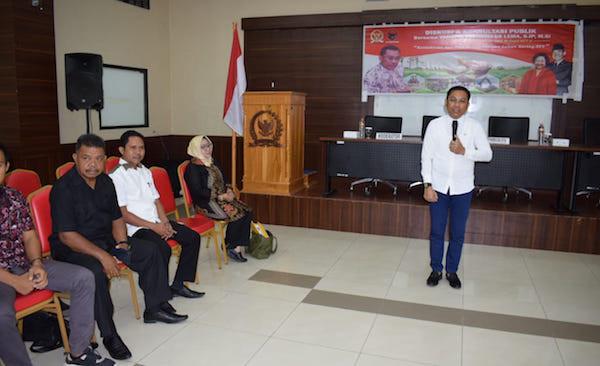 Politikus PDIP Ansy Lema Menyoroti Persoalan Kemiskinan Petani NTT - JPNN.com