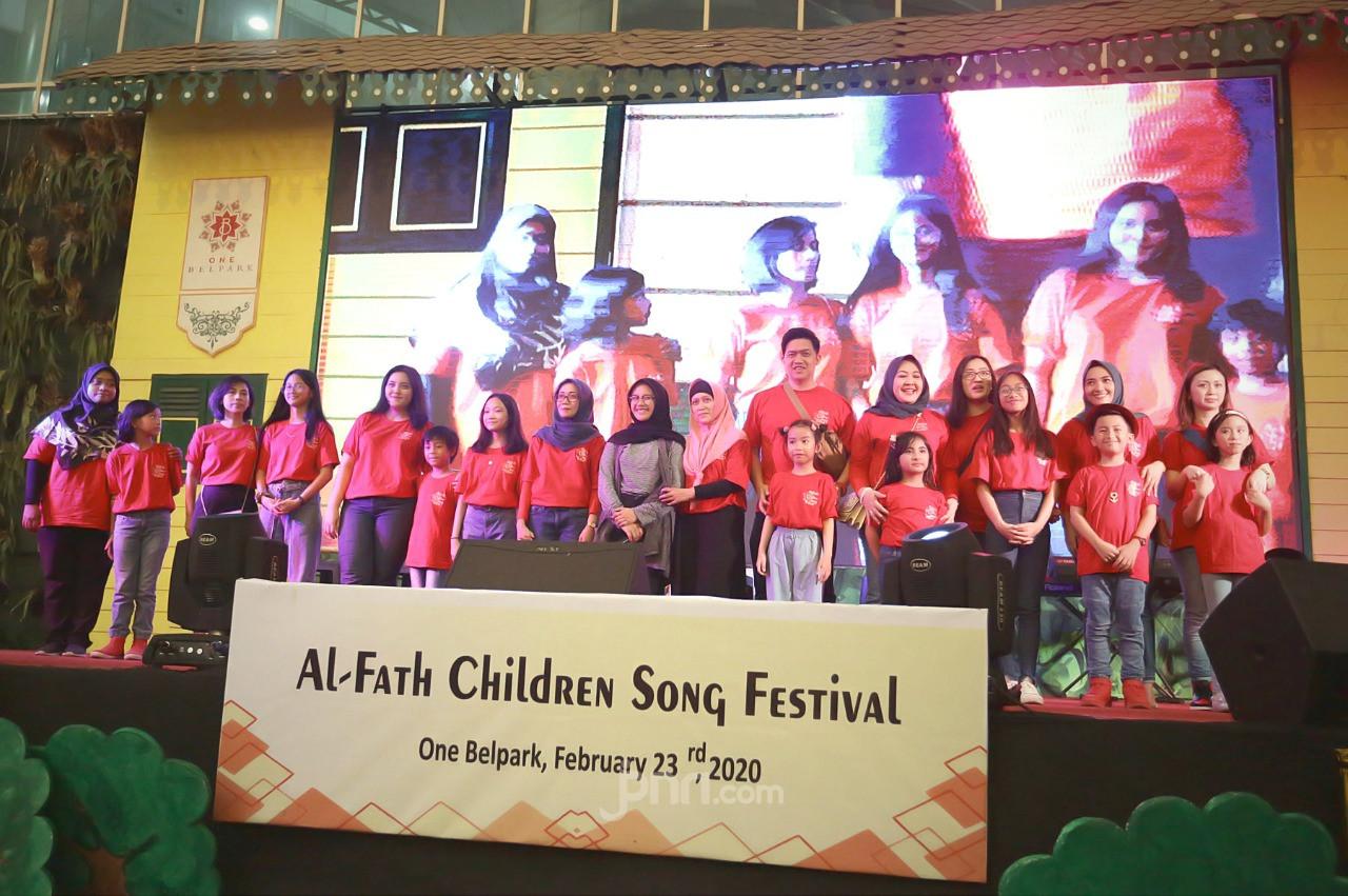 Album Alfath Voice Membangkitkan Lagu Anak-anak - JPNN.com