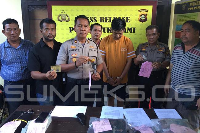 Fredy Saputra Terakhir Berpangkat Brigadir Sebelum Jadi Bandit - JPNN.com