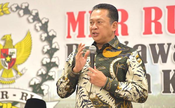 Ini Alasan Kuat Ketua MPR Bamsoet Dukung Jokowi Pindahkan Ibu Kota ke Kaltim - JPNN.com