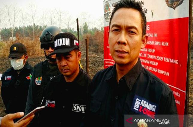 KLHK Jerat Bos PT PMB Sebagai Tersangka Perusak Hutan Lindung di Batam - JPNN.com