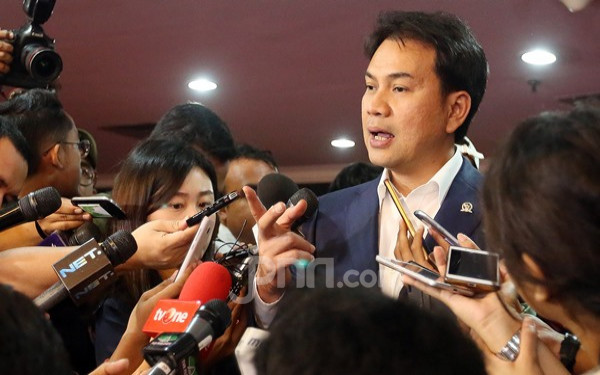 Azis Syamsuddin: Basmi KKB, Jangan Tunggu Korban Berjatuhan Lagi - JPNN.com