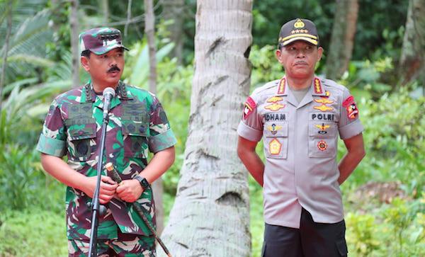 Panglima TNI Tinjau Lokasi Observasi WNI di Pulau Sebaru - JPNN.com
