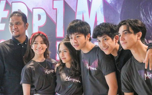 Hari Pertama Tayang, Film Mariposa Raih 140 Ribu Penonton - JPNN.com