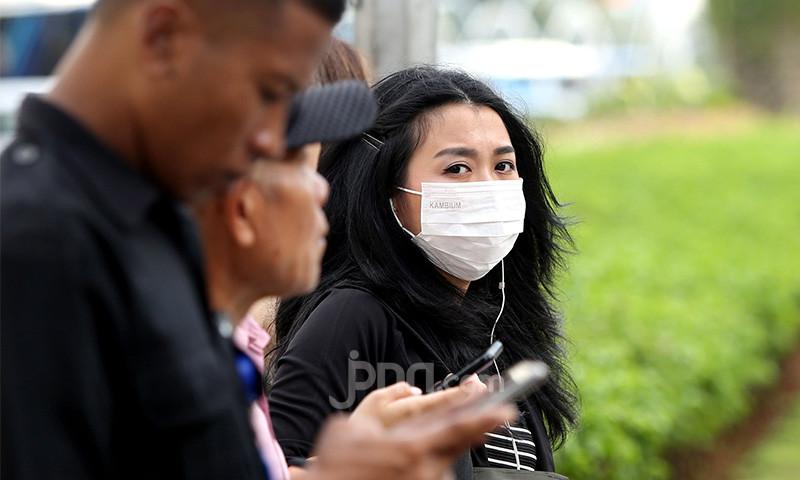 Corona Mewabah, Wakil Bupati: Semuanya Wajib Memakai Banser Setiap Keluar Rumah - JPNN.com