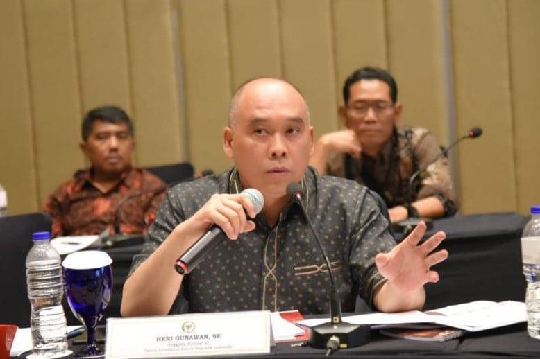Hergun: BPK Telah Menguak Lemahnya Pengawasan OJK - JPNN.com