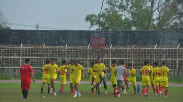 Manajemen Badak Lampung FC Perpanjang Libur Pemain Hingga Awal Mei - JPNN.com