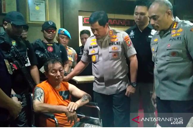 Satu Tembakan Mengakhiri Pelarian Willy Susetia, Pelaku Penembak Petugas Kebersihan - JPNN.com