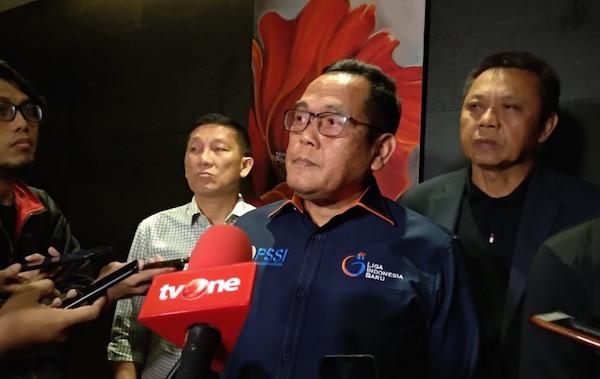 Cucu Somantri Mundur dari Dirut PT LIB, Lantas Siapa Penggantinya? - JPNN.com