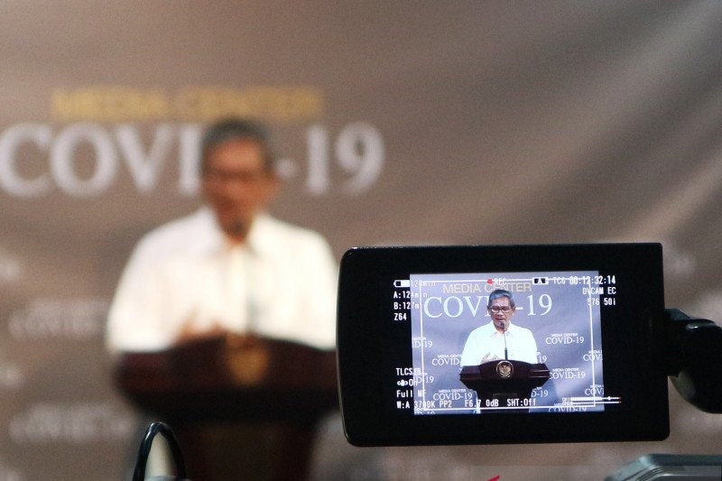 Update Corona 27 Maret 2020: Sudah Ada 1.046 Kasus, Korban Jiwa 87 - JPNN.com