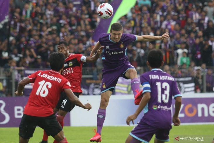 Liga 1 2020: Renan Silva Gagalkan Kemenangan Perdana Persik Kediri - JPNN.com