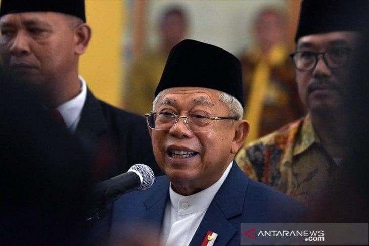 Jusuf Kalla Cenderung Media Idol, Wapres Ma'ruf Amin? - JPNN.com