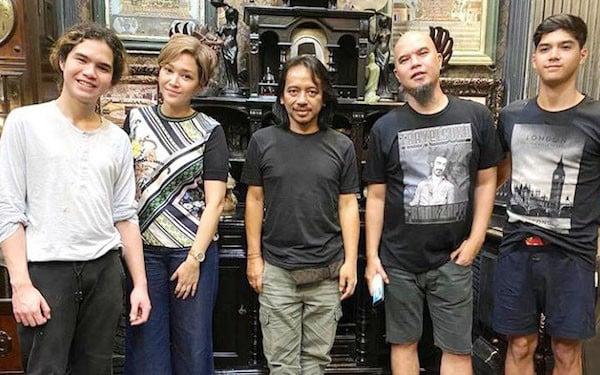Maia Estianty dan Ahmad Dhani Bikin Proyek Musik Bareng? - JPNN.com