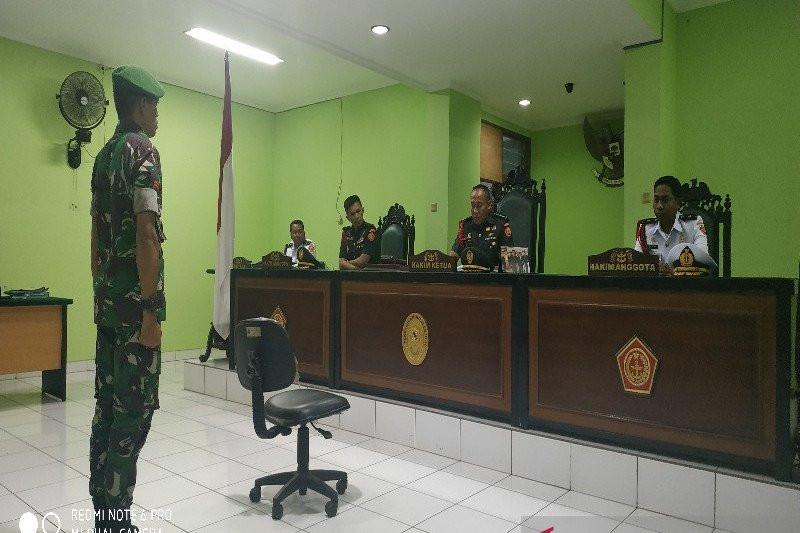 Pratu Demisia Jual Senpi dan Amunisi TNI ke KKB, Hasilnya untuk Berfoya-foya - JPNN.com