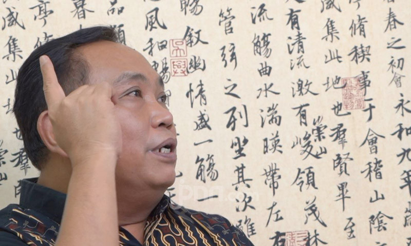 Arief Poyuono Mengajukan Permintaan kepada Jokowi terkait Aktivis KAMI - JPNN.com