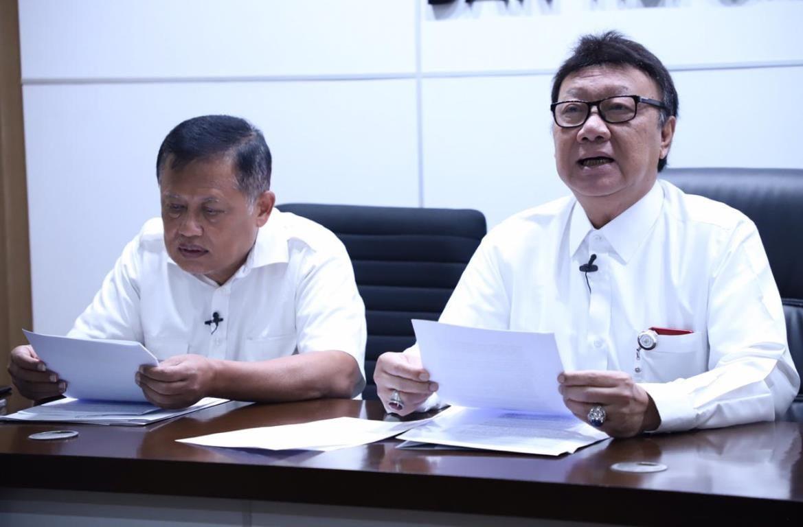 Menteri Tjahjo Kumolo: Ingat, Ini Harus Dipatuhi Seluruh PNS - JPNN.com
