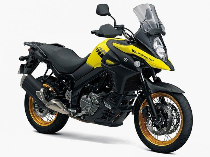 Suzuki V-Strom 650 2020 Hadir dengan Warna Lebih Segar, Harganya? - JPNN.com
