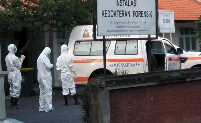WNA Prancis Meninggal di Bali, Kapolres Minta Masyarakat Tetap Tenang - JPNN.com