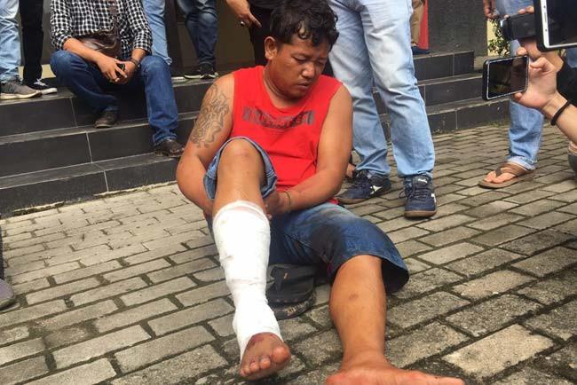 Tak Kapok Mencuri Sepeda Motor, Feri Nora Akhirnya Ditembak Polisi - JPNN.com