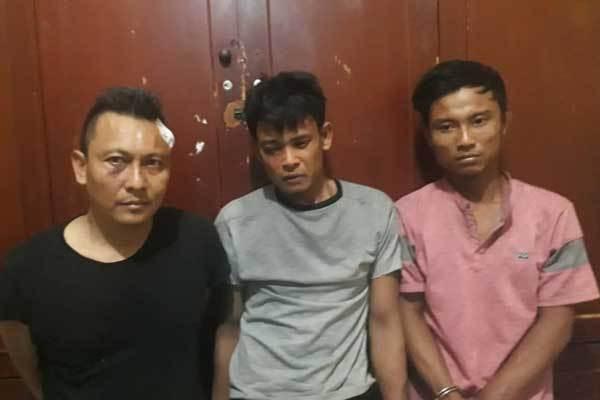 Driver Taksi Online Selamat dari Perampokan, Pelakunya Tiga Orang, nih Tampangnya - JPNN.com