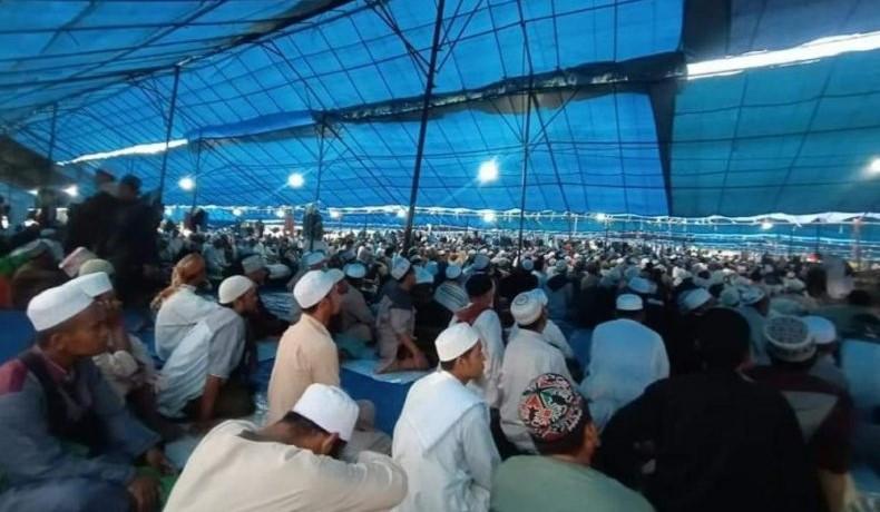 Corona Mewabah, Ribuan Orang Nekat Gelar Tablig Akbar di Gowa - JPNN.com