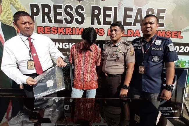 Polisi Tangkap Penyebar Hoaks Kasus Corona di Muara Enim - JPNN.com