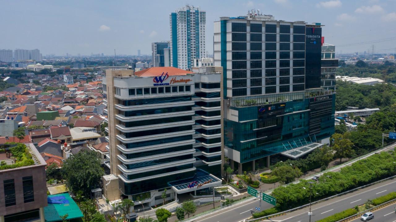 Waskita Garap 2 Kontrak Sumber Daya Air di Banten Senilai Rp388 Miliar - JPNN.com